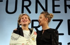 Cup of tea wins Laure Prouvost the Turner Prize
