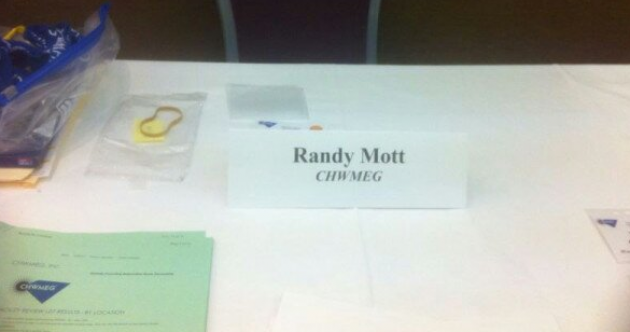 This name tag would only be unfortunate in Ireland