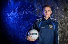 Hectic: Mossy Quinn played 5 club games in the 22 days after daughter was born