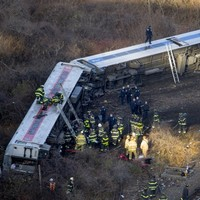 """New York train crash driver """"may have nodded off"""""""