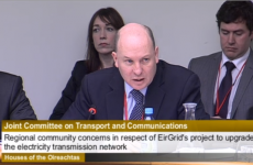 Eirgrid CEO: I'd have no issue living next to a pylon - I know it's completely safe