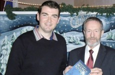 'It's very much a Kerry book': Fine Gael TD Brendan Griffin pens debut novel