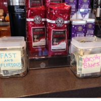 Coffee shop apologises after using Paul Walker films for tip jars