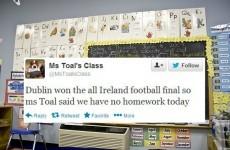 Teacher creates adorable Twitter account for her class