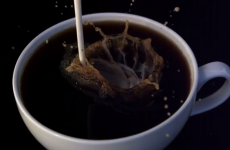 Beautiful slow-mo video of coffee will leave you gasping for a cup