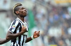 Pogba named best young player in Europe