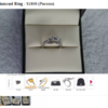 Extremely bitter ex-fiance selling engagement ring worn by 'Satan herself'