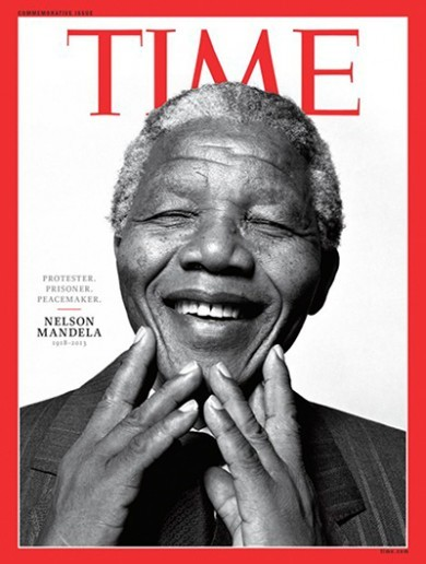A world mourns: Memories of Mandela grace the front pages