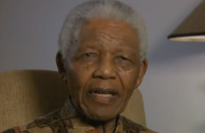 VIDEO: Nelson Mandela describes the importance of sport