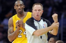 Kobe Bryant fined $100,000 for using gay slur