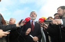Gerry Adams insists IRA volunteers 'were doing their duty as they saw it'