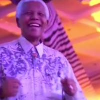 When Nelson Mandela danced to The Corrs in Galway (video)