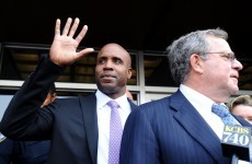 Bonds found guilty of obstruction of justice