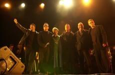 U2 say goodbye to Paul McGuinness in typical U2 way