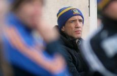 Kieran McGeeney makes debut on Tipperary backroom staff