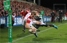 Seventh heaven as Ulster whitewash terrible Treviso