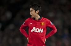 Shinji Kagawa had to get his stomach pumped from eating too much food