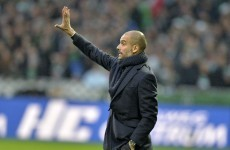 Pep 'honoured' as Bayern hit 40-match milestone