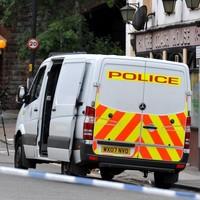 Three men rescued in slavery raid by British police