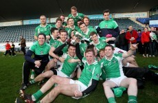 Louth club Geraldines claim Leinster intermediate football title