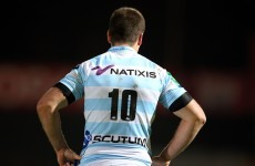 Jonny Sexton's French bosses furious with weekend thrashing by Harlequins