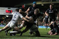 Tigers keep up Ulster hunt with bonus point win over Montpellier