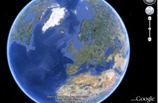 Google Earth virtual treasure hunt with a €50,000 prize