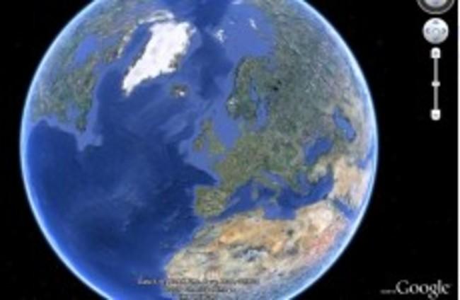 Google Earth virtual treasure hunt with a €50,000 prize