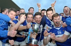 5 Talking Points as St Vincent's win Leinster title against Portlaoise