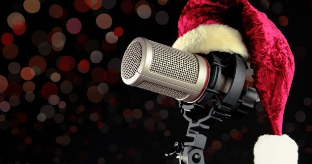 Behind the scenes at the country's festive HQ: Christmas FM
