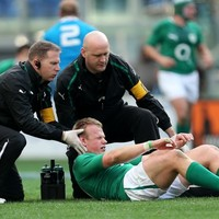 'If a player gets three concussions in a season they should get expert neurology advice'