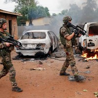Two French soldiers killed in Central African Republic