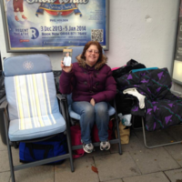 Dedicated Daniel O'Donnell fan queues for 32 hours to get front row tickets