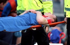Ouch! – 13 of the worst injuries suffered by GAA players in 2013