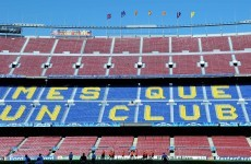 Barcelona consider leaving Nou Camp for 105,000-seater stadium
