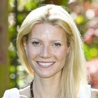 Gwyneth Paltrow's slimming snacks? Coconut water and kale juice