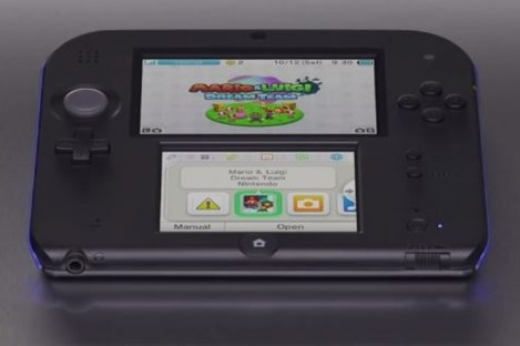 The Nintendo 2DS