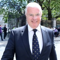 Peter Mathews says 'all the parties can join me' on his debt write down 'mission'