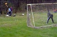 VIDEO: The most explosive goalkeeper training drill we've ever seen