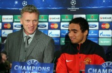 Rafael expects United response after tough start to Moyes reign