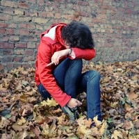 Teenagers whose friends self-harm are more likely to self-harm