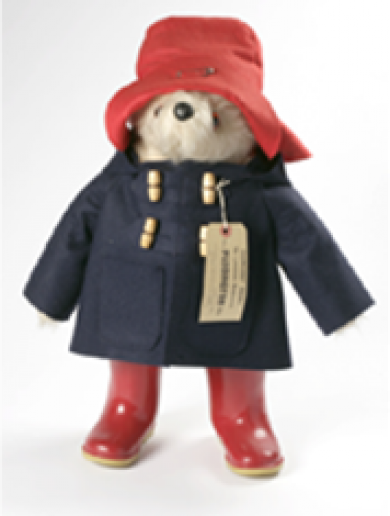 Paddington Bear and Love-a-Lot Bear are coming to Temple Bar