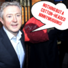 Which celeb is Louis Walsh slagging off now? It's the Dredge