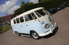 Unhappy campers: VW announces the end of the line for iconic 'Bus'