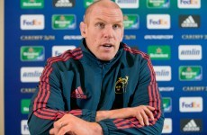 Conor Murray is a big leader for Munster – O'Connell
