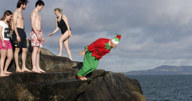 Heading for a Christmas Day swim? Here's 6 top tips to see you through safely...