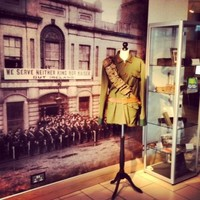 Fancy seeing a smuggled rifle from 1914 that was found in Seán O'Casey's house?