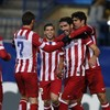 VIDEO: Raul Garcia smashes acute-angled shot in off the crossbar