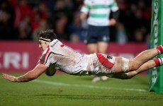 'Refocus, or you'll be the wounded animal' -- Doyle ready to be Ulster's lucky 7 in Treviso