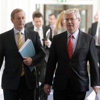 Bailout exit sees a rise in support for coalition partners